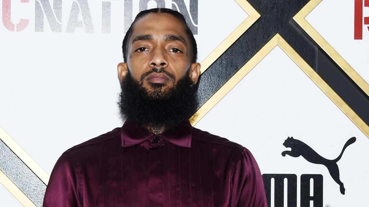 Grammynominated rapper Nipsey Hussle reportedly shot dead in Los Angeles Rihanna Michael B Jordan pay tribute