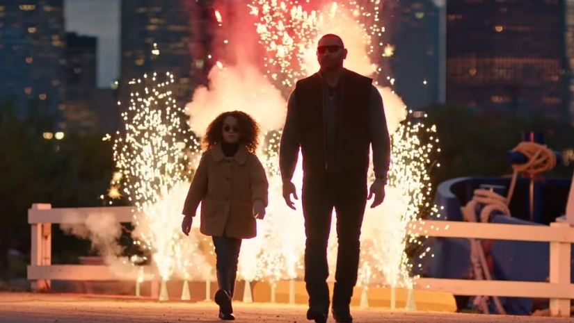 My Spy trailer Dave Bautista teams up with a precocious 9yearold girl on a secret mission