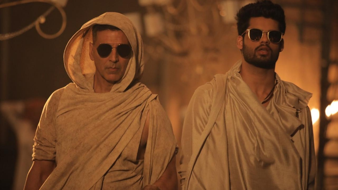 Karan Kapadia on debut film Blank and how Sunny Deol Akshay Kumars presence raises the stakes