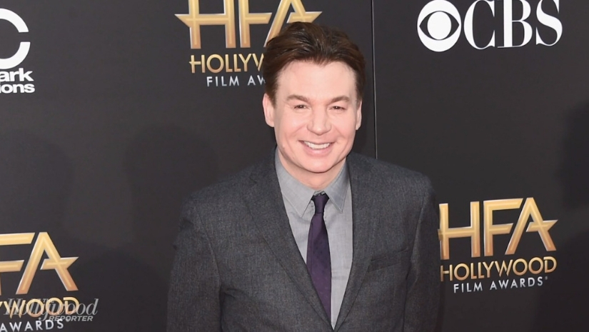 Veteran actorcomedian Mike Myers to star in executive produce Netflix comedy series