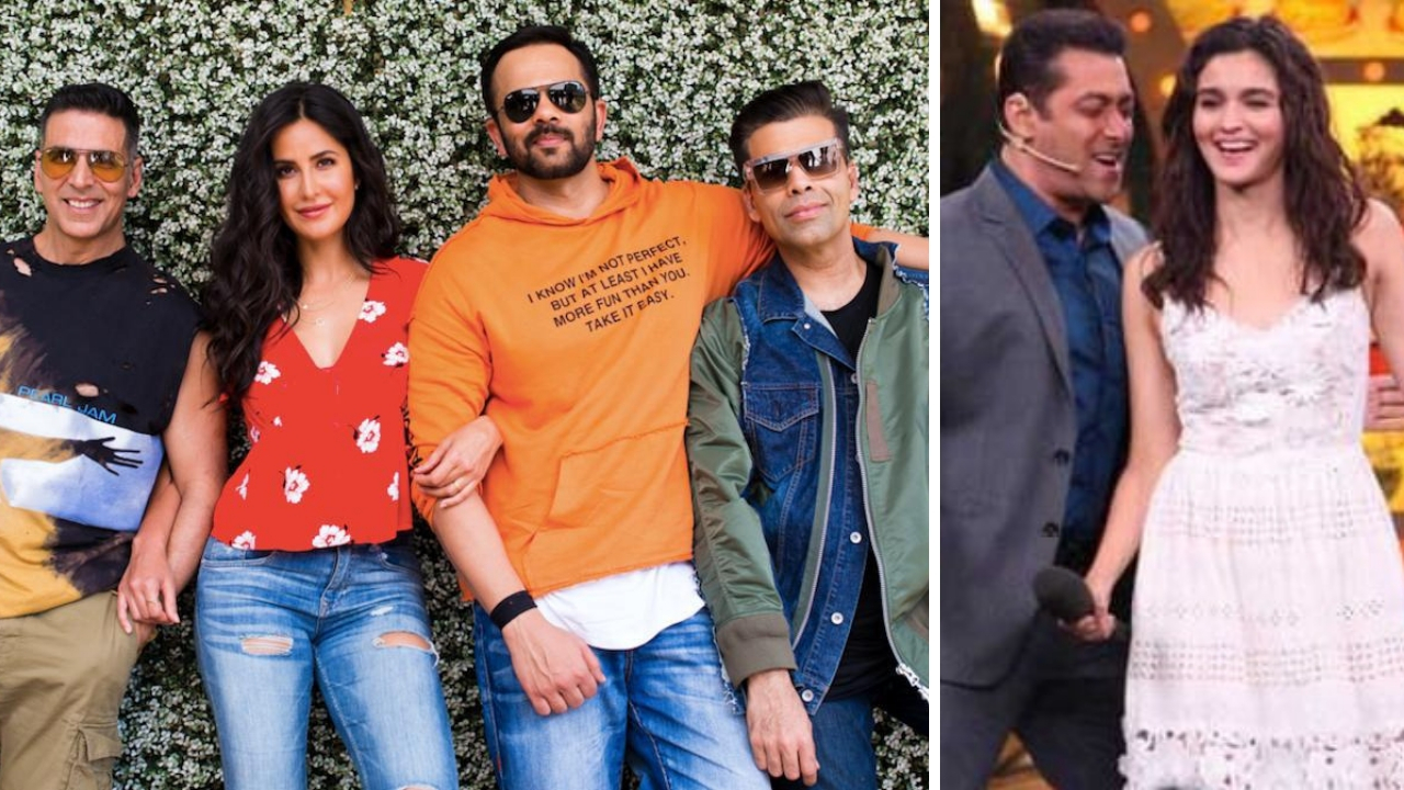 Katrina Kaifs Sooryavanshi to clash with Salman Khan Alia Bhatts Inshallah on Eid 2020