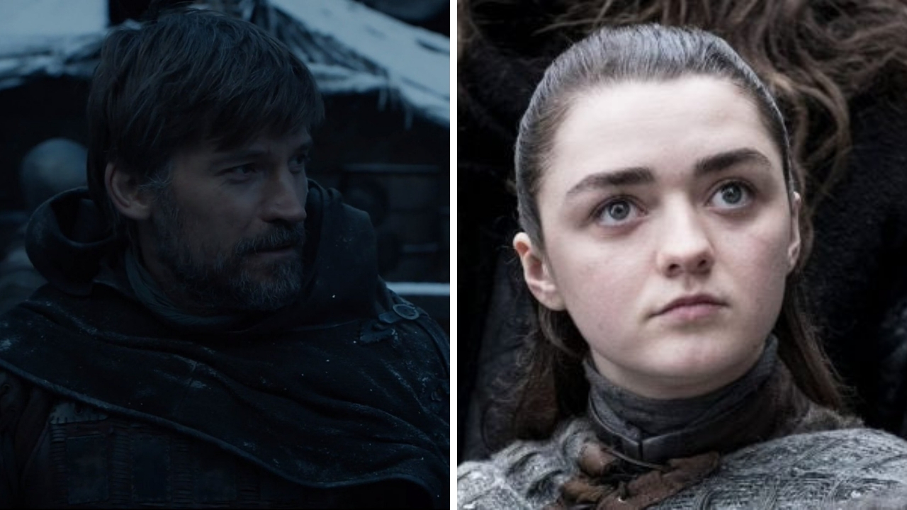 Game of Thrones season 8 Nikolaj CosterWaldau thinks its Arya Stark who will claim the Iron Throne