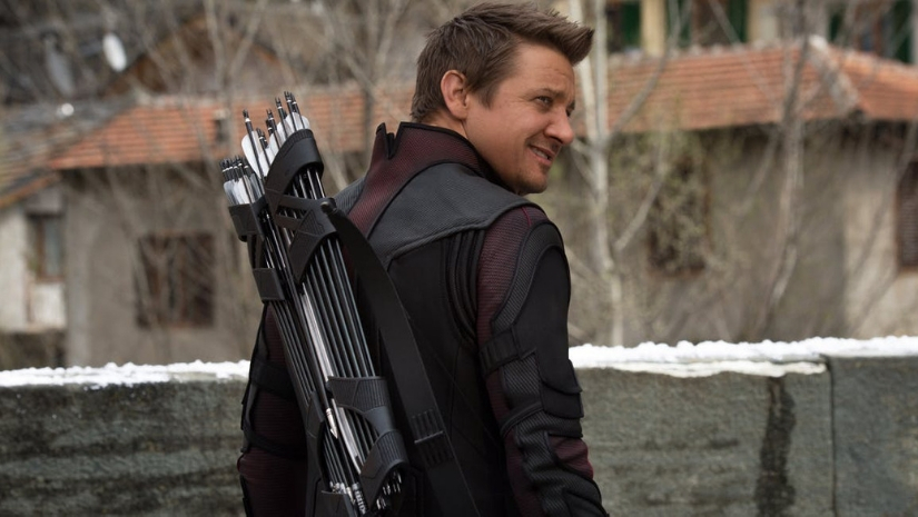 Avengers Endgame star Jeremy Renner on Hawkeye  Love playing a superhero without superpowers