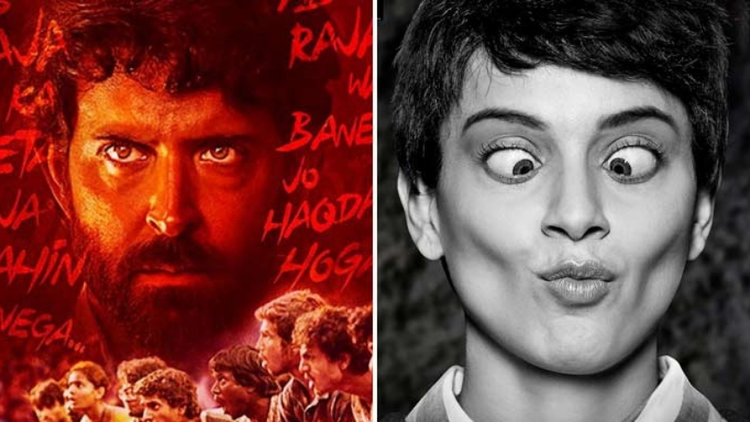 Super 30 vs Mental Hai Kya Kangana Ranauts sister Rangoli claims Hrithik Roshan is instigating media against actress