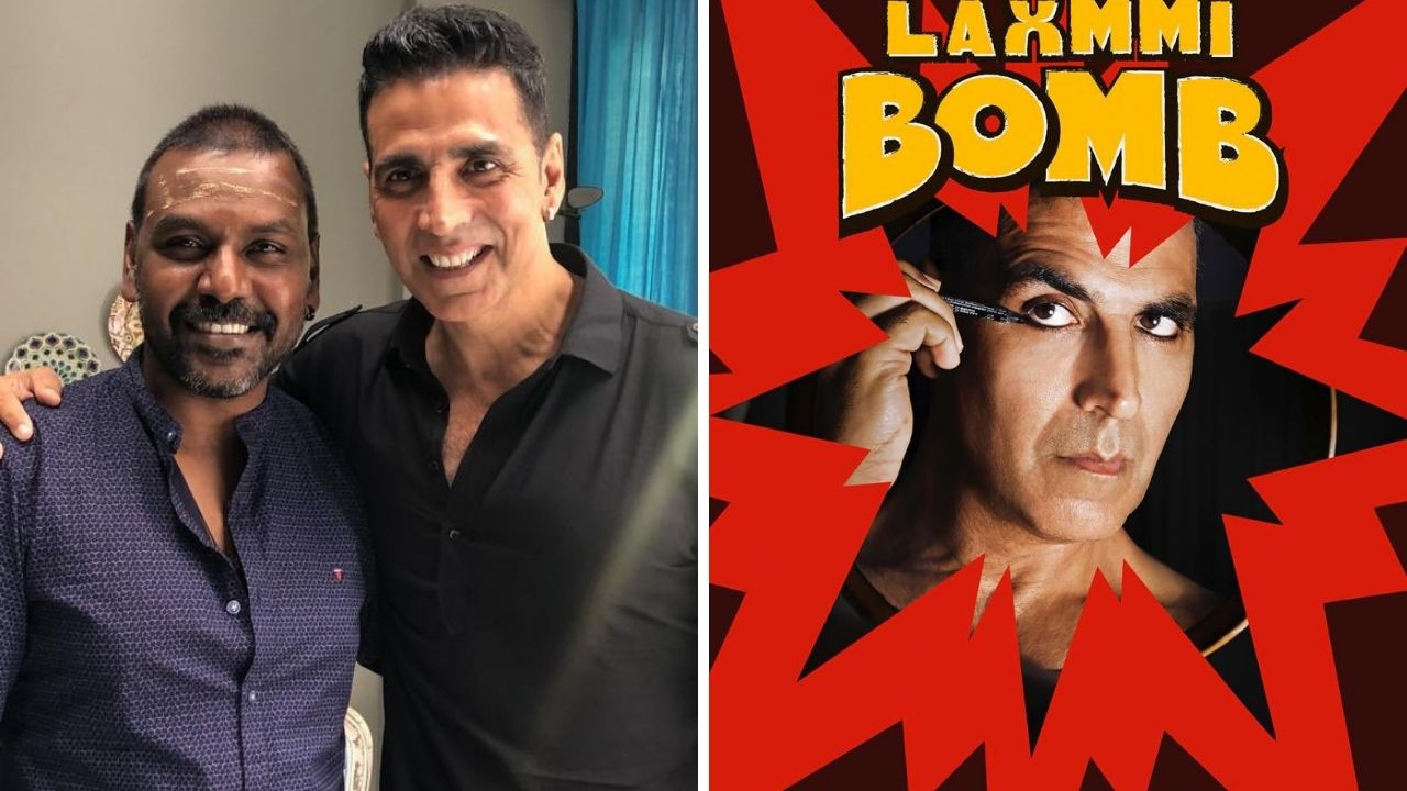 Laxmmi Bomb director Raghava Lawrence quits Akshay Kumar film Feel disrespected and disappointed