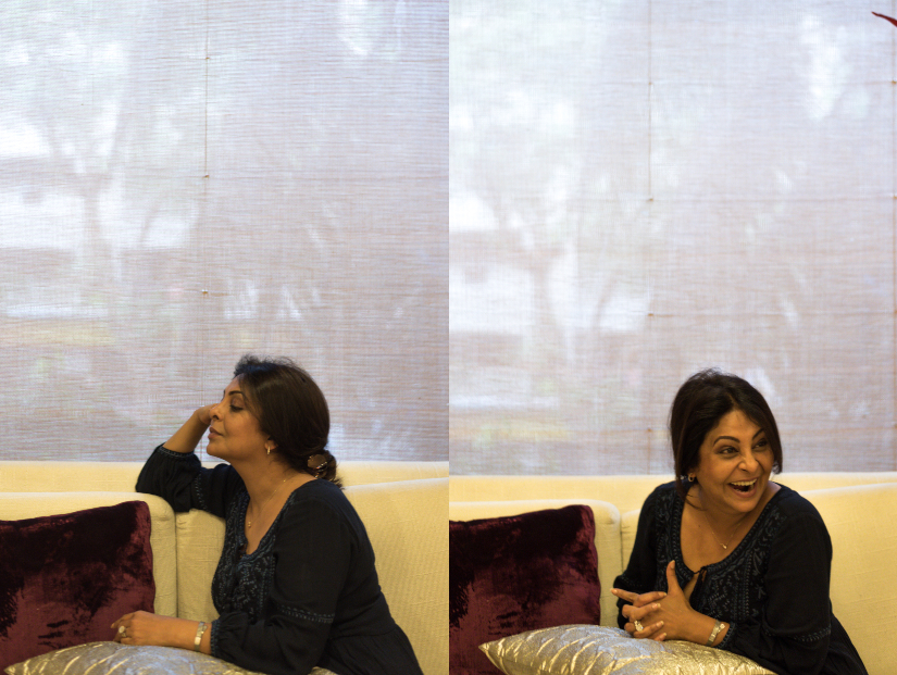 Shefali Shah on playing different shades of an everywoman and using silence as her weapon of choice