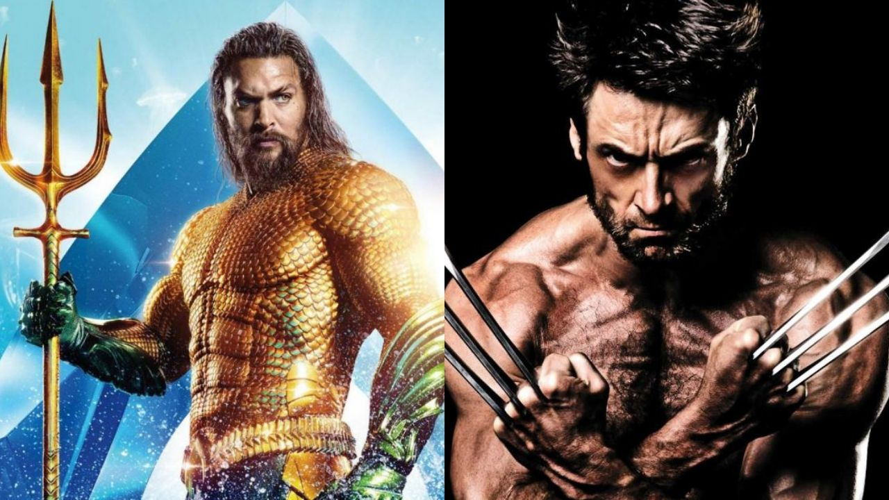 Aquaman star Jason Momoa says hed love to Play Wolverine says Hugh Jackman was phenomenal