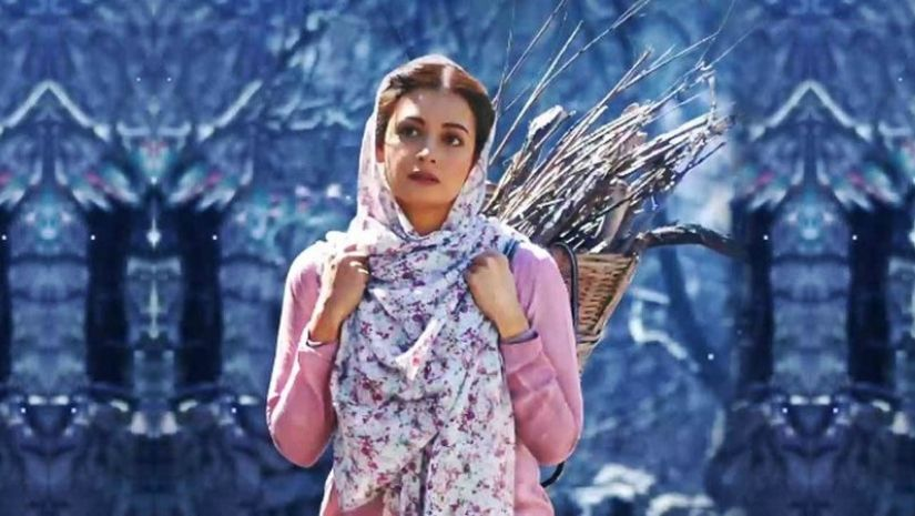 Dia Mirza in Kaafir Huma Qureshi in Leila How digital shows have given actresses a fair chance