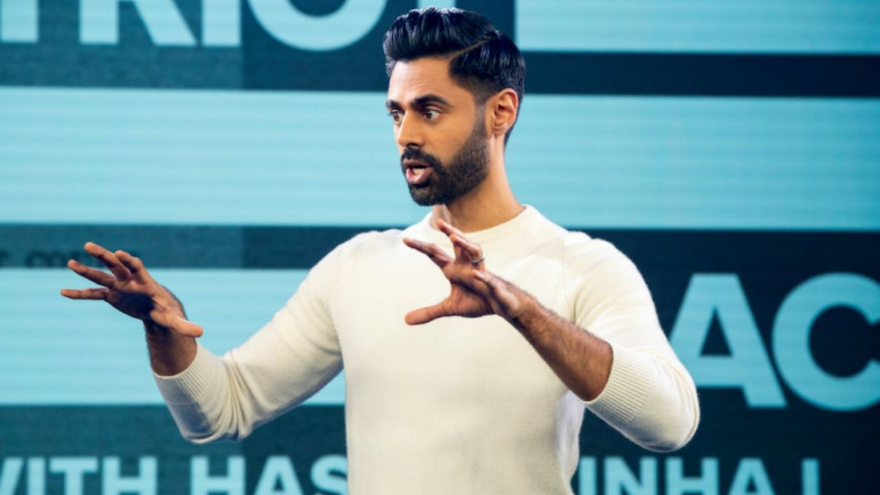 Patriot Act Volume 3 review Hasan Minhaj perfectly blends his incisive monologues with funny asides