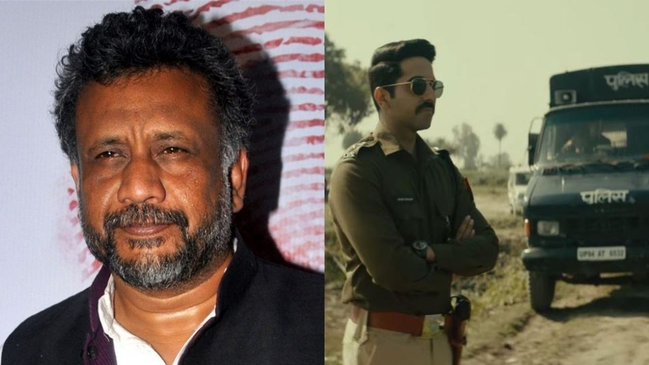 Article 15 director Anubhav Sinha on Karni Sena threat People can disagree but filmmakers cant be constantly bullied