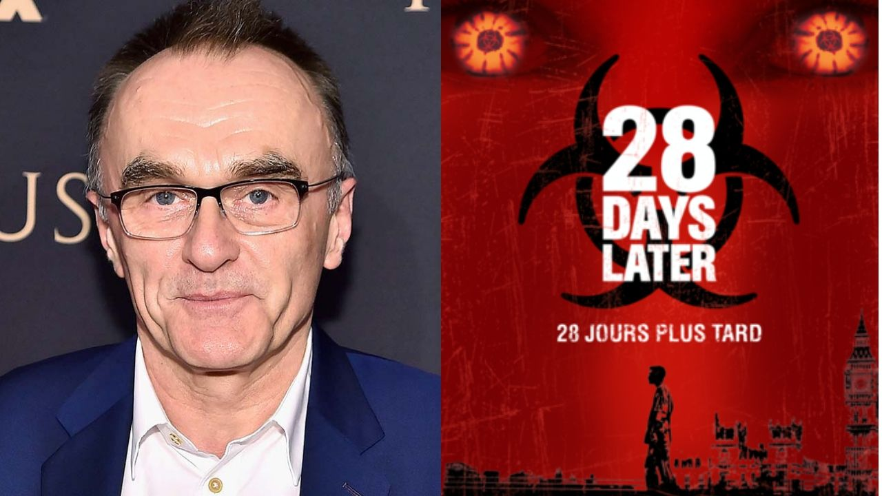 Danny Boyle reveals he has a wonderful properly good idea for a third 28 Days Later film