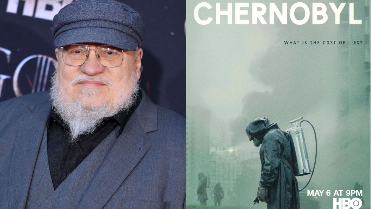 George RR Martin praises HBOs Chernobyl If this doesnt win Emmys theres no justice in Hollywood
