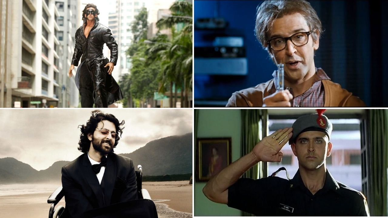 20 years of Hrithik Roshan How the actor has managed to maintain his superstar aura through highs and lows