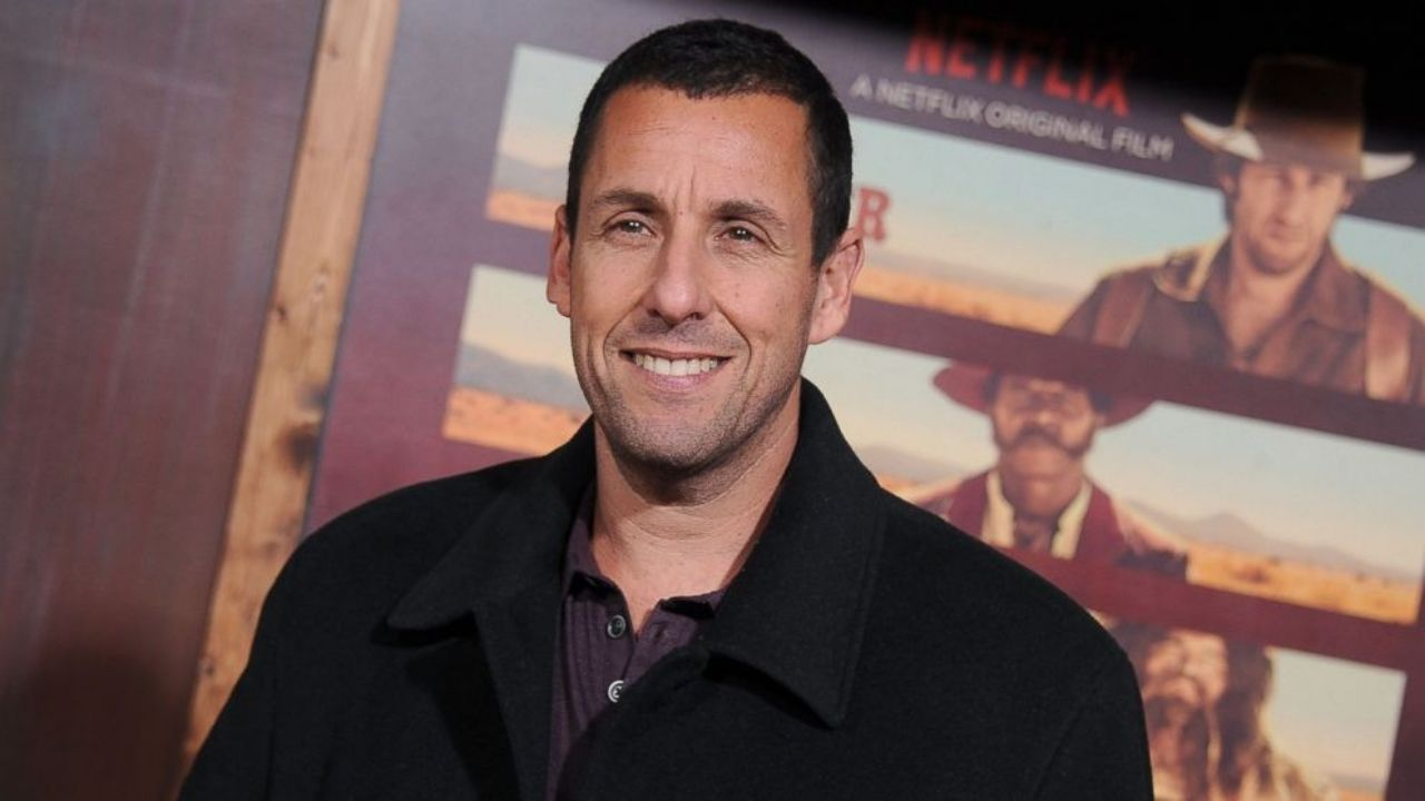 Adam Sandler reunites with Netflix to produce star in football drama Hustle LeBron James will also bankroll film