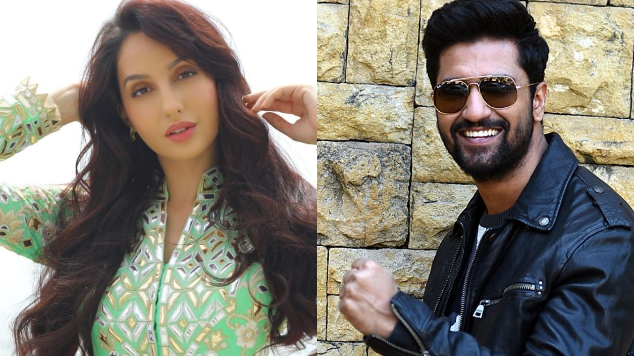 Vicky Kaushal Nora Fatehi to share screen space in Arijit Singhs romantic number Pachtaoge