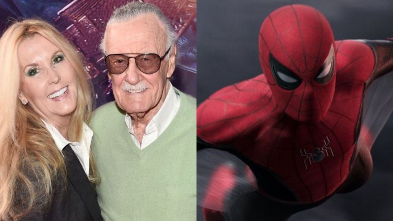 Stan Lees daughter defends Sony on dispute with Disney over SpiderMan My fathers legacy deserves multiple points of view