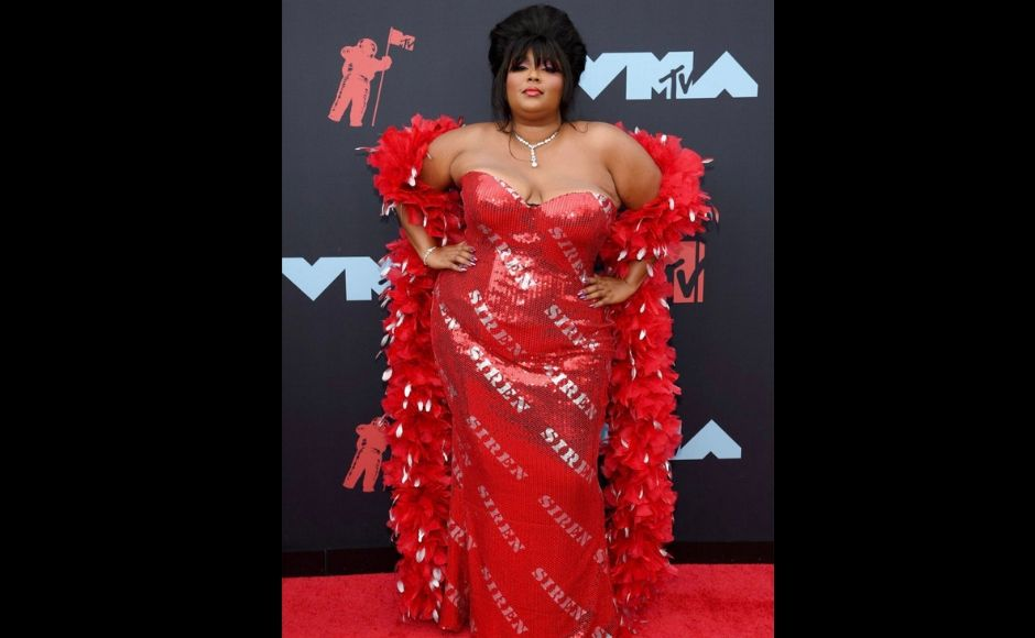 MTV VMAs 2019 highlights and red carpet Taylor Swft Camila Cabello perform Lizzo speaks on body positivilty