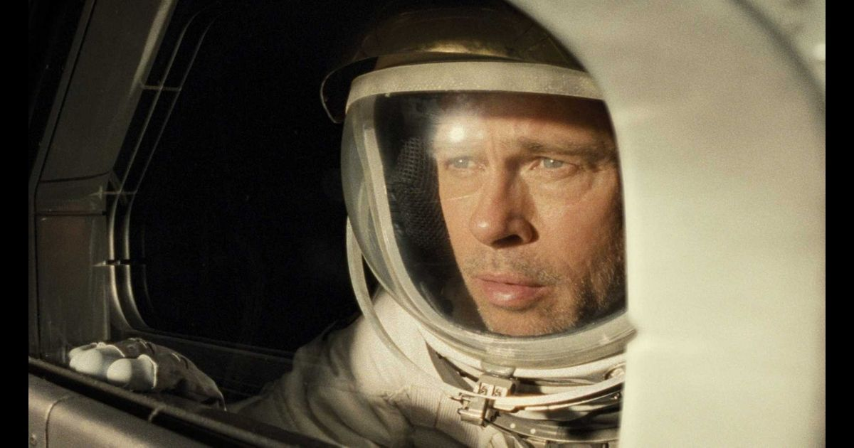 Ad Astra movie review Brad Pitt in an interstellar adventure rooted in the emotional brokenness of men