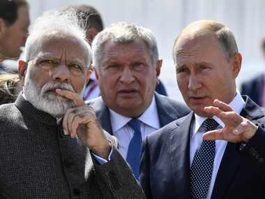 Narendra Modi turns 69 How PMs personal touch with Trump Putin and Macron translates to political capital for India