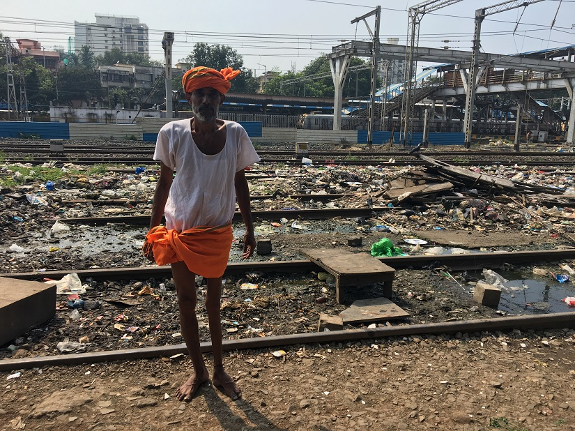 India declared open defecation free but in Mumbais Mahim slum residents face a different reality