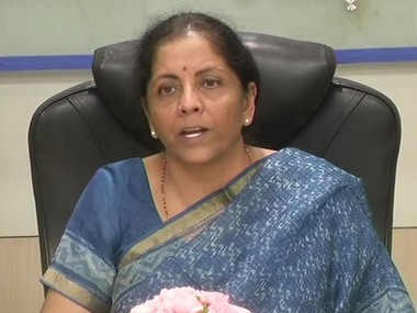 Nirmala Sitharaman hints at booster dose for realty sector admits previous measures may not help revive demand