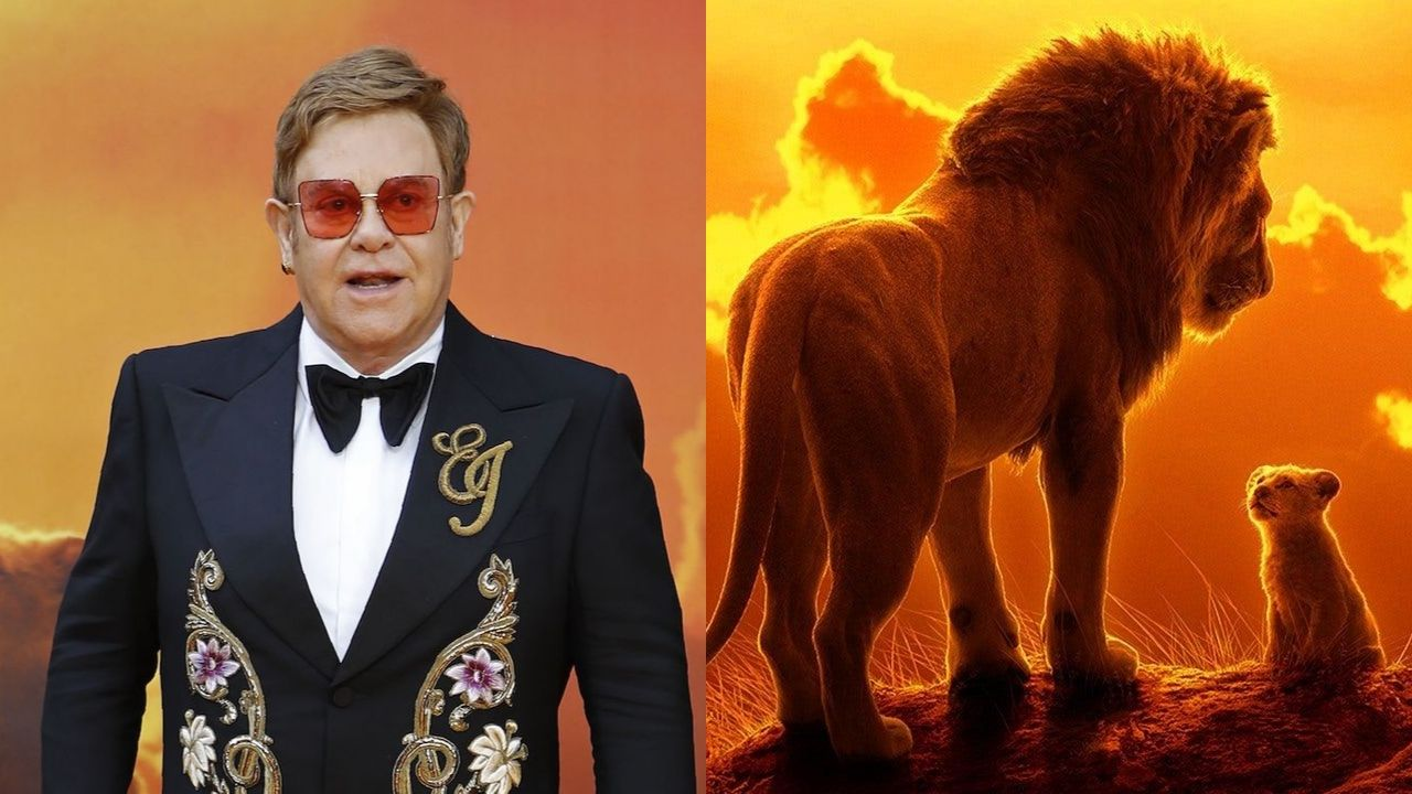 Elton John criticises music of Jon Favreaus The Lion King Magic and joy of original 1994 soundtrack is lost