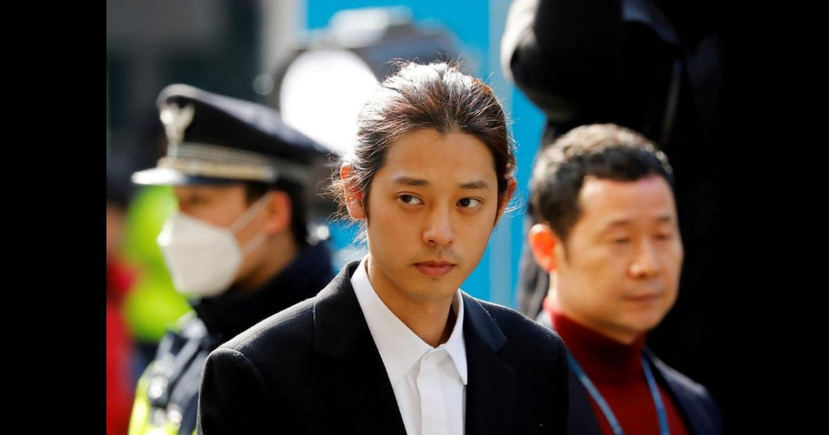 Kpop singer Jung Joonyoung sentenced to six years in jail on charges of rape sharing secret videos
