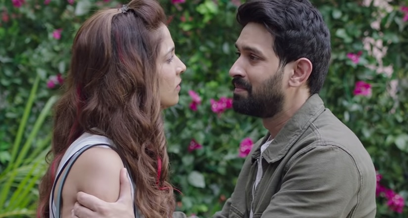 Broken but Beautiful Season 2 review Harleen Sethi Vikrant Massey make love messier  and even more intriguing