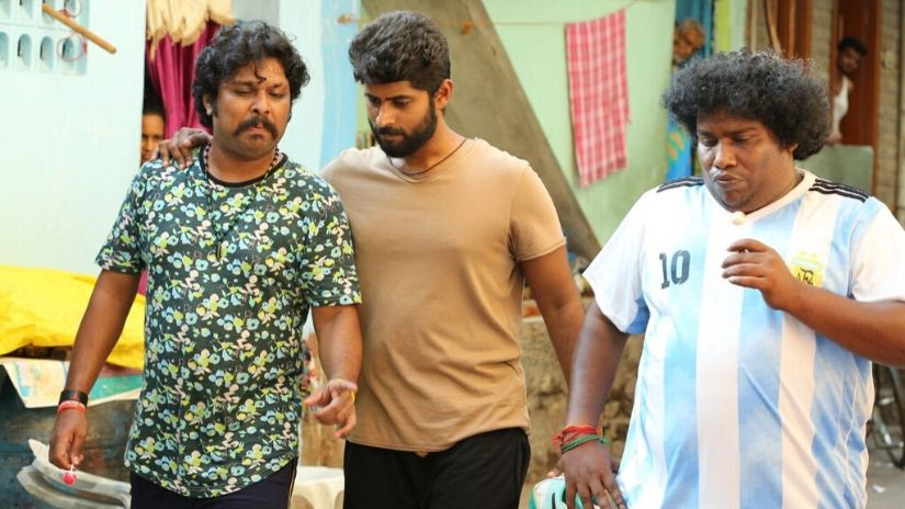 Jada movie review Kathirs latest film is a confused mess thats neither a sports drama nor a horror thriller