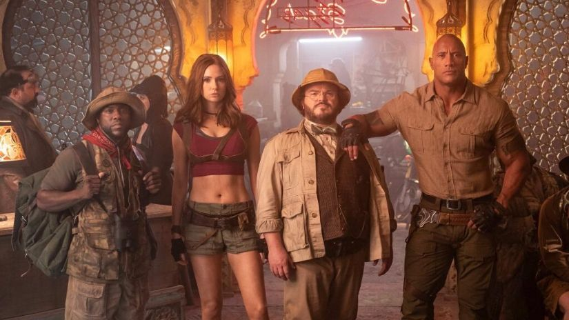 Jumanji The Next Level starring Dwayne Johnson makes Rs 3521 cr in opening week at Indian box office