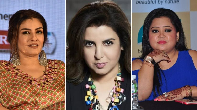 Farah Khan Raveena Tandon apologise to Cardinal Oswald Gracias for allegedly hurting Christian sentiments
