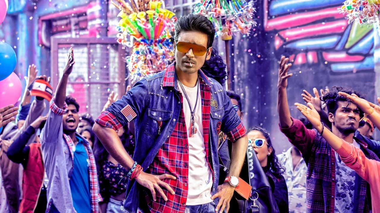 Pattas movie review Dhanush is terrific as a mass hero but film fails to go beyond a regular festival special