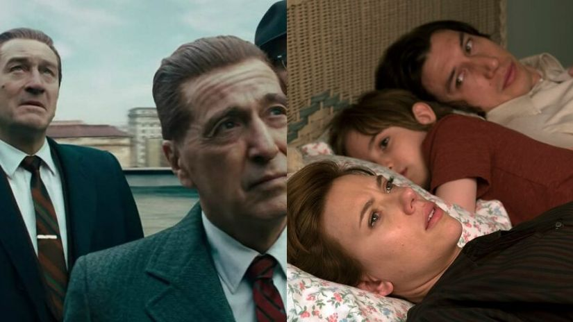 Oscars 2020 nominations Netflix scores historic 24 nods including The Irishman Marriage Story for best picture