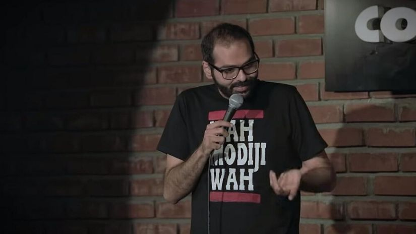 After travel ban by Air India Kunal Kamra recounts how he insisted on paying excess luggage fine because airlines in debt