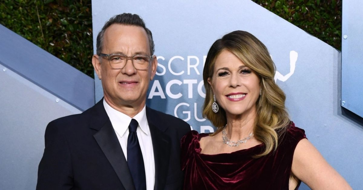 Coronavirus Outbreak Rita Wilson felt very tired extremely itchy says husband Tom Hanks showed milder symptoms