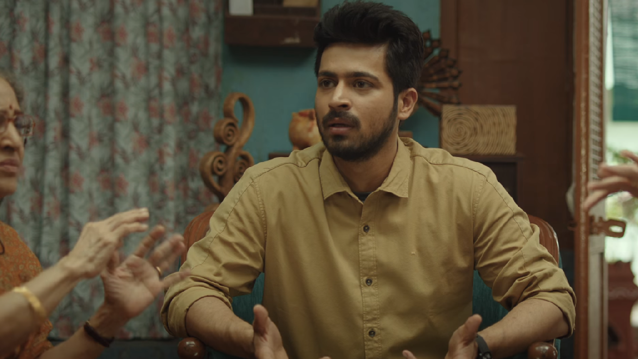 Dharala Prabhu movie review Harish Kalyan Vivekhs retelling of Vicky Donor entertains without being didactic