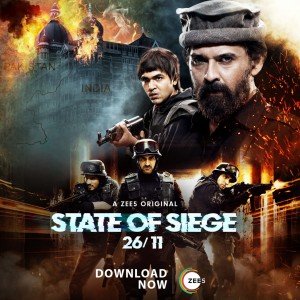 Witness the Bravery of NSG Commandos in ZEE5s State Of Siege 2611