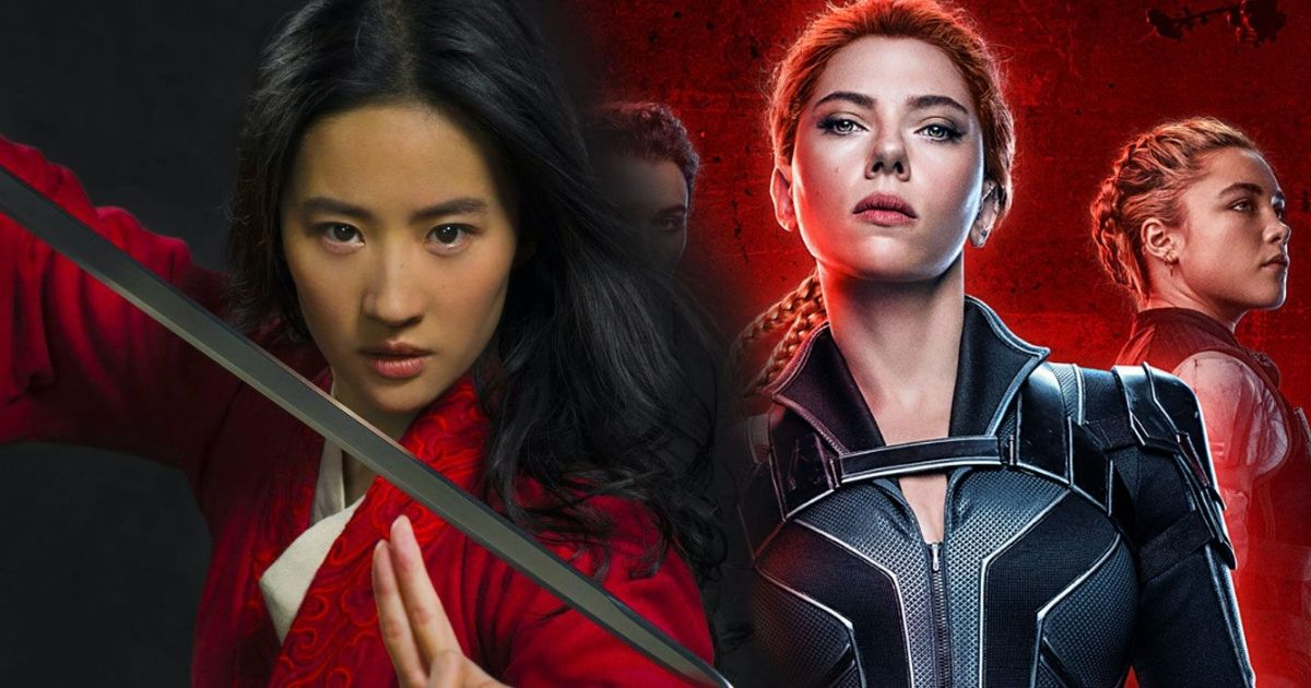 Marvel Cinematic Universe reshuffles release calendar Black Widow takes up date of The Eternals Mulan moves to July