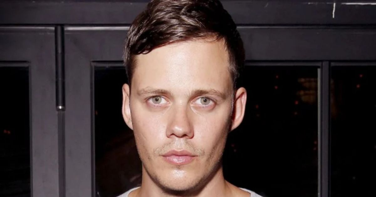 Bill Skarsgard to play Clark Olofsson in Netflix drama series based on Swedish gangsters autobiography