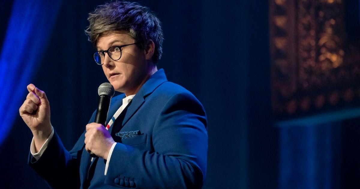 Douglas review Hannah Gadsbys Nanette followup poses acrid social commentary without compromising on the laughs