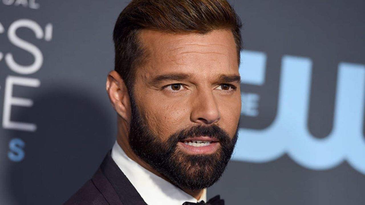 Ricky Martin drops surprise EP Pausa says making music worked like medicine for his anxiety