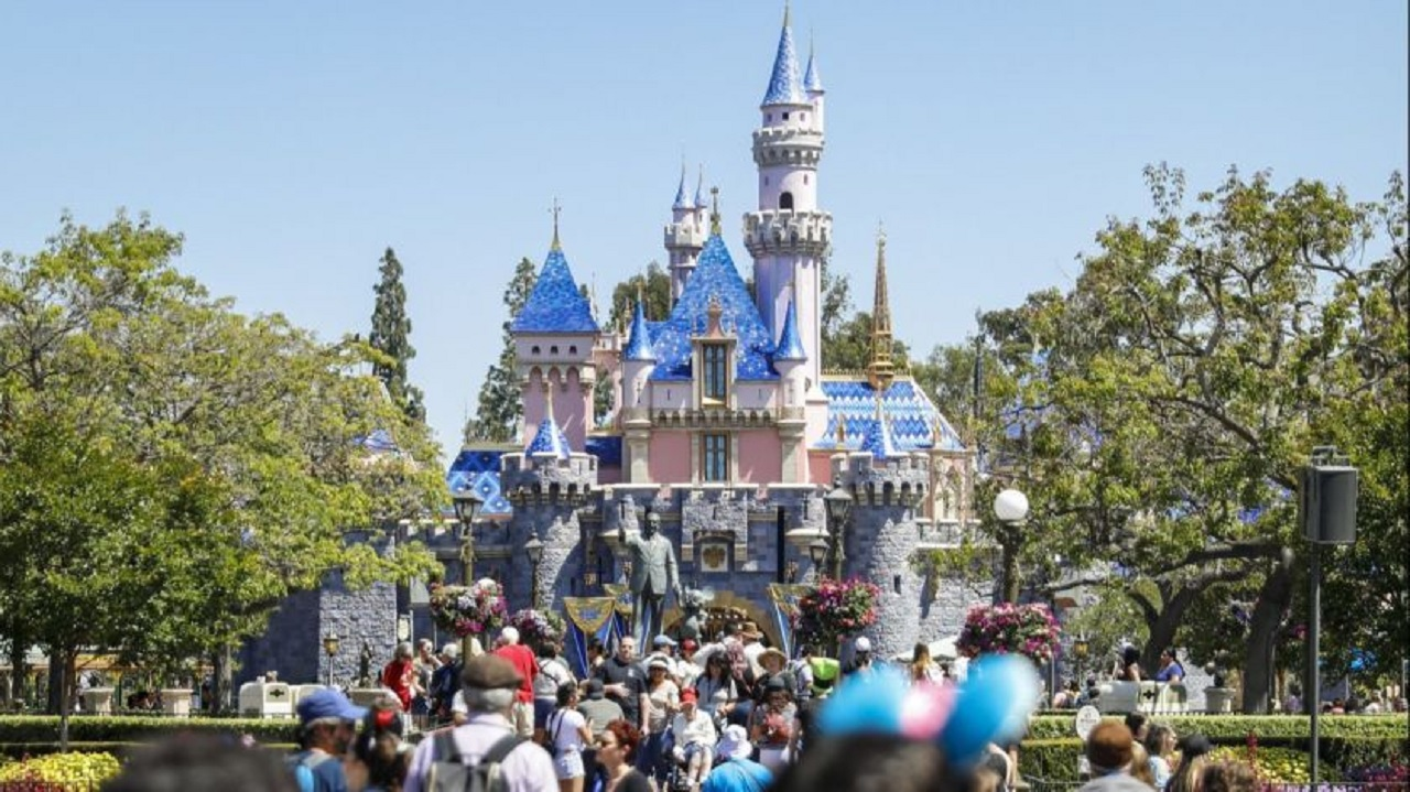 Disneyland workers unions send letter to California governor questioning move to reopen theme parks in July