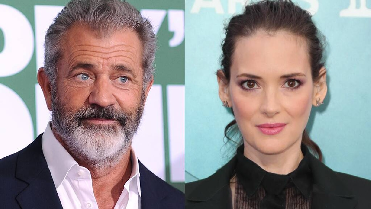 Mel Gibson refutes Winona Ryders allegations of him being homophobic antisemitic as 100 percent untrue