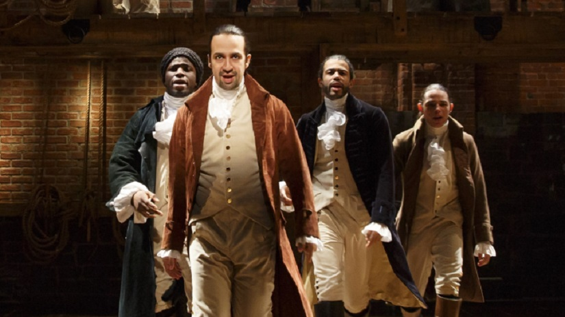 Hamilton movie review Film adaptation of the iconic Broadway on Disney boasts of rich archival value