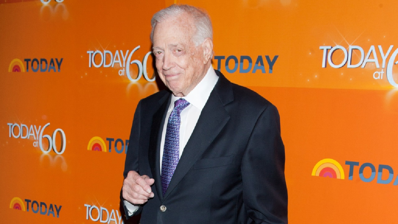 Hugh Downs celebrated news broadcaster and entertainment presenter passes away aged 99