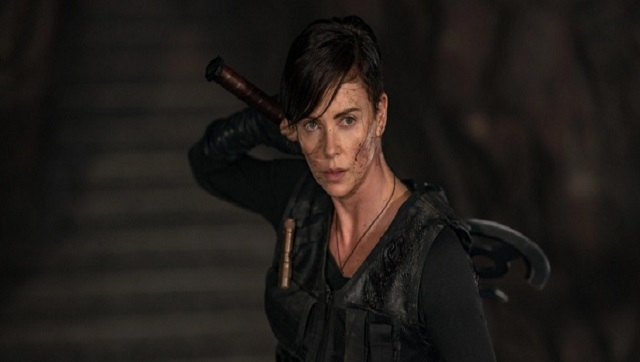 The Old Guard movie review Charlize Therons Netflix film about ageless warriors gets old real fast