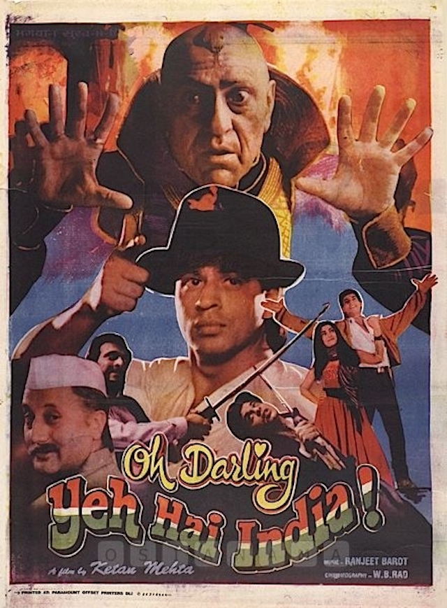 How Ketan Mehtas Oh Darling Ye Hai India released in 1995 predicted the future of Indian politics