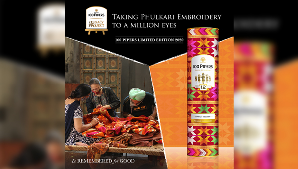 100 Pipers Legacy Project weaves the story of India with their LimitedEdition Packs