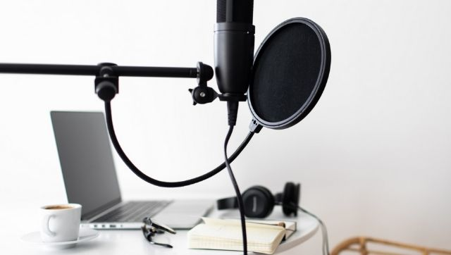 As future of podcasts booms Hollywood uses the space as testing ground for bankable content