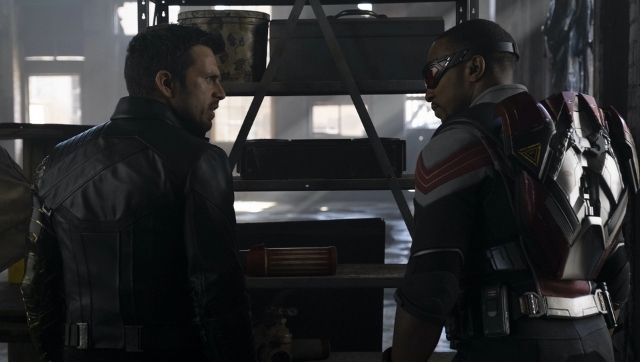 After WandaVision The Falcon and the Winter Soldier finds two more superheroes in dire need of counselling